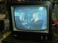 "Vintage 9"" RCA Victor B/W (working)TeleVision $150.00 OBO"