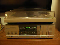 Stereo Receiver Pioneer SX-6 + Table Tournante PL-2