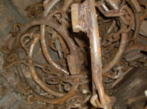 Chaines à anneaux pour roues 28 ou 30 pouces