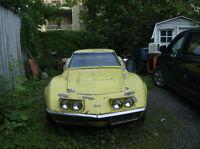 1970 Chevrolet Corvette Mag T Top Autre