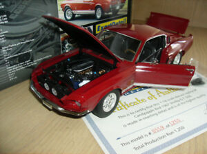1/18 DIECAST EXACTDETAIL # 705 , FORD SHELBY