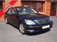 2004 04 LEXUS LS 430 430 4D 4.3 AUTO