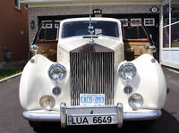 Limo Rolls Royce 25% off on advance reservation