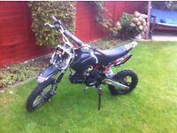 M2R KX 110F Pit Bike, Dirt, crosser