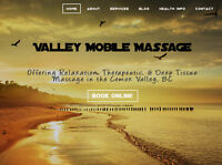 Valley Mobile Massage is offering $20 off to new customers
