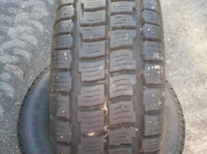 2 Winter Tires for sale 14 inch