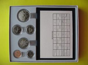 Canada – 1983 Specimen Mint Coin Set