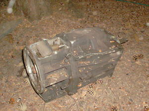 CJ 3spd and transfer case. Cornwall Ontario image 2