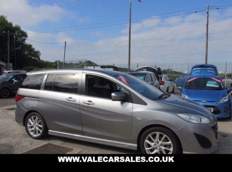 2012 12 MAZDA 5 1.6 SPORT D NAV ***ELECTRIC SLIDING DOORS***