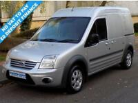12(12) FORD TRANSIT CONNECT LIMITED T230 LWB HIGH ROOF 1.8 TDCI 110 BHP NO VAT