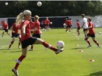 LADIES FOOTBALL TRAINING AND MATCHES