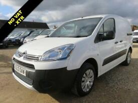 2013 13 CITROEN BERLINGO 1.6 625 XTR PLUS L1 HDI 55423 MILES ONLY NO VAT DIESEL