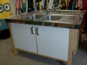 Commercial  Stainless Kitchen Counter