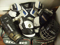 Equipement d'hockey complet Adulte