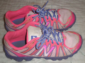 Size 4  New Balance Youth Girl's shoes