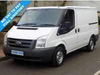 61(11) FORD TRANSIT 280 SWB LOW ROOF 2.2 FWD 85 BHP DIESEL ** NO VAT **