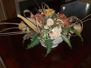 Arrangement floraux