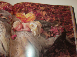 Anne Geddes Amazing Picture Book + 4 Exercise DVD's