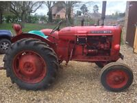 Nuffield 342 Vintage Tractor