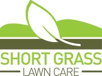 Short Grass Lawn Care / Lawn Mowing