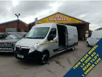 81feec7641 2015 65 VAUXHALL MOVANO R3500 L4H2 P V CDTI DRW 125 BHP ( FITTED TAILIFT