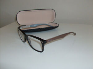 1/2 Price Ray Ban Eyeglasses with New Case