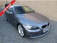2007 07 BMW 3 SERIES 3.0 335D SE 2DR DIESEL