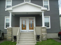 A nice furnished loft for rent for Aug 1 in downtown Shediac