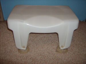 Suction Cup Foot Stool
