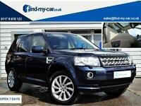 2013 13 Land Rover Freelander 2 SD4 2.2 HSE Auto FULLY LOADED | LOW MILEAGE