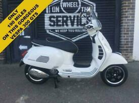 2016 PIAGGIO VESPA GTS 300 SUPER ABS ***ONLY 190 MILES***FLYSCREEN***