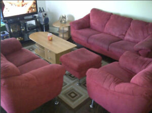 Family/Entertainment room Seating set