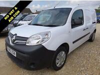 2013 63 RENAULT KANGOO MAXI CORE 1.5 DCI ENERGY LWB 35037 MILES FROM NEW NO VAT
