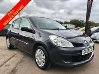 2006 RENAULT CLIO EXPRESSION 1.4 PETROL LONG MOT FULL SERVICE HISTORY 2 KEYS
