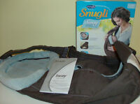 Evenflo snuggly sway infant carrier