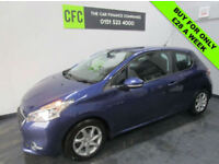 2014 Peugeot 208 1.4HDi 70 FAP Active BUY FOR £28 A WEEK *FINANCE* £0 DEPOSIT
