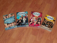 MELROSE PLACE COMPETE SERIES 1-4 LIKE NEW DVD FORMAT..SEE DESCR