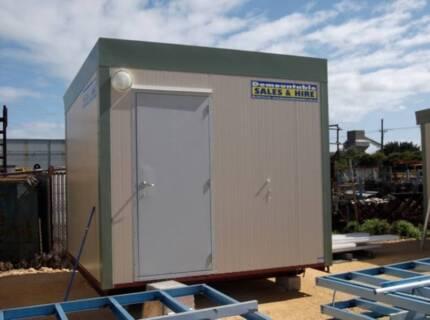 3m x 3m Ablution block-shower & toilet Rockingham Rockingham Area Preview