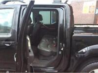 2009 58 NISSAN NAVARA 2.5 AVENTURA DCI NO VAT 4DR PICK UP AUTO 169 BHP DIESEL