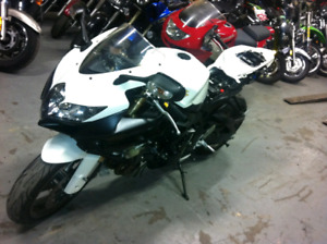 2009 Suzuki GSX-R for sale