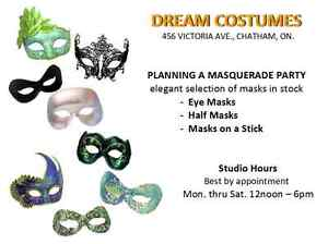 MASQUERADE FOR NEW YEARS