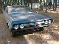 1964 Oldsmobile Parts Or Restore