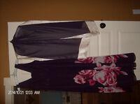 Robe longue mère de la mariée