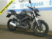 2015 15 YAMAHA MT 125 ABS ***VERY LOW MILEAGE***