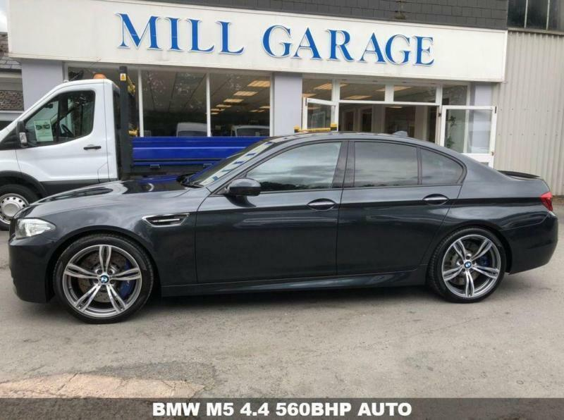 2015 Bmw 5 Series 4 4 M5 4d Auto 560 Bhp In Hereford