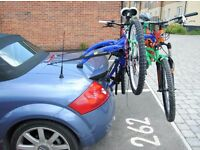 Used Once - Saris Bones 3 Bike Rack - RRP £130