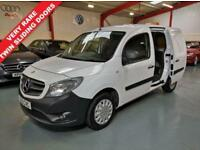 2015 15 MERCEDES-BENZ CITAN 1.5 109 CDI BLUEEFFICIENCY 90 BHP DIESEL