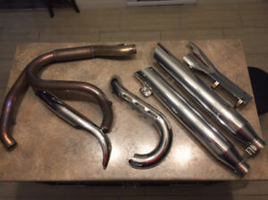 2010 Wide Glide Parts - Make me an offer