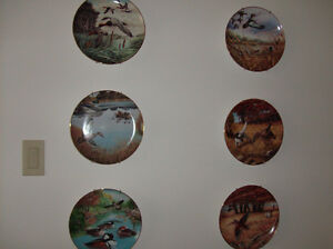 Yorkton - The Sporting Year Porcelain Plate Collection