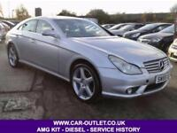 2005 MERCEDES CLS320 AMG KIT 3.0 CDI AUTO 4DR COUPE 222 BHP DIESEL